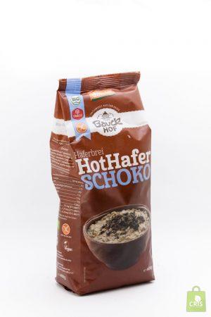 Terci de ovaz cu ciocolata fara gluten Bio 400g - Bauck Hof