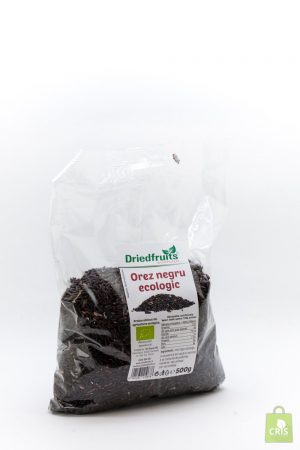 Orez negru Bio 500g - Driedfruits
