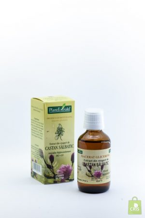 Extract din muguri de castan salbatic 50ml - Plant Extract