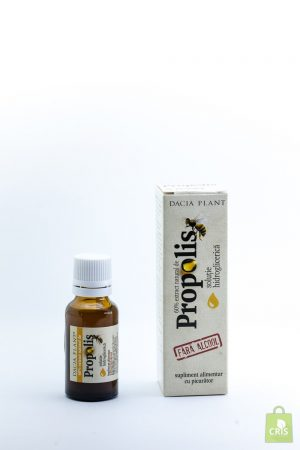 Extract de propolis fara alcool 20ml - Dacia Plant