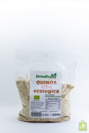 Quinoa alba bio 500g - Driedfruits
