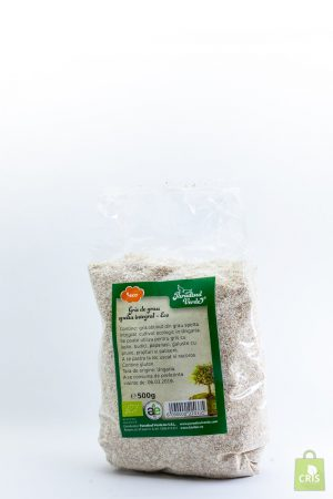 Gris din grau spelta integral bio 500g - Paradisul verde