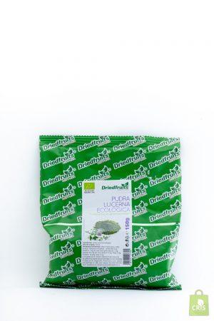 Pudra de lucerna bio 150g - Driedfruits