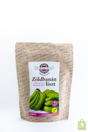 Faina din banane verzi fara gluten Bio 250g - Naturmind