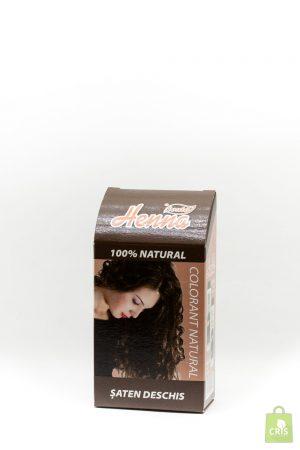Balsam colorant Henna natural saten deschis 75g - Kian Cosmetic
