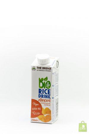 Bautura din orez cu migdale Bio 250ml - The Bridge