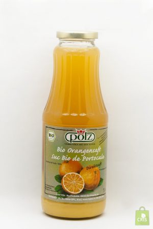 Suc de portocale Bio 1l - Polz