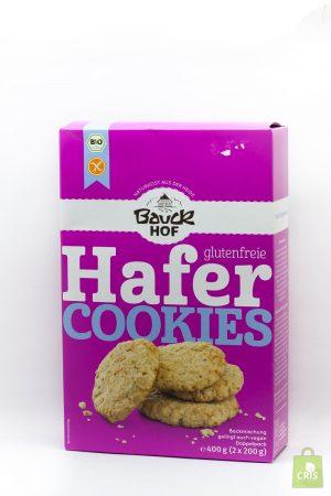 Mix pentru biscuiti din ovaz fara gluten ECO 400g - Bauck Hof