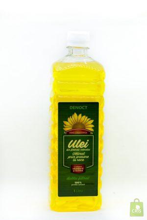 Ulei de floarea soarelui 1L - Denoct