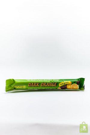 Stick ciocolata amaruie si portocala Eco 22g - Rapunzel