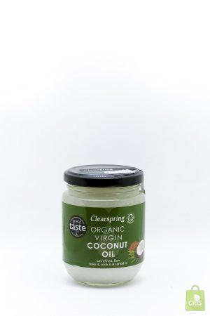 Ulei de cocos eco 200g - Clearspring