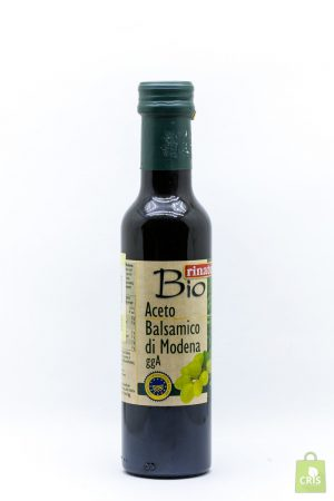 Otet balsamic bio 250ml - Rinatura