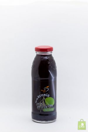 Suc de aronia fara zahar 300ml - Dacia Plant