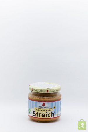 Pate vegetal cu ierburi aromate bio 180g - Zwergenwiese