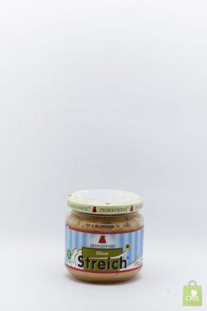 Pate vegetal cu masline bio 180g - Zwergenwiese