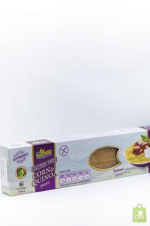 Paste d'oro din porumb si quinoa spaghete 250g - SamMills